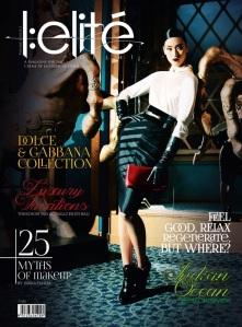 Elite Delhi Magazine Cover