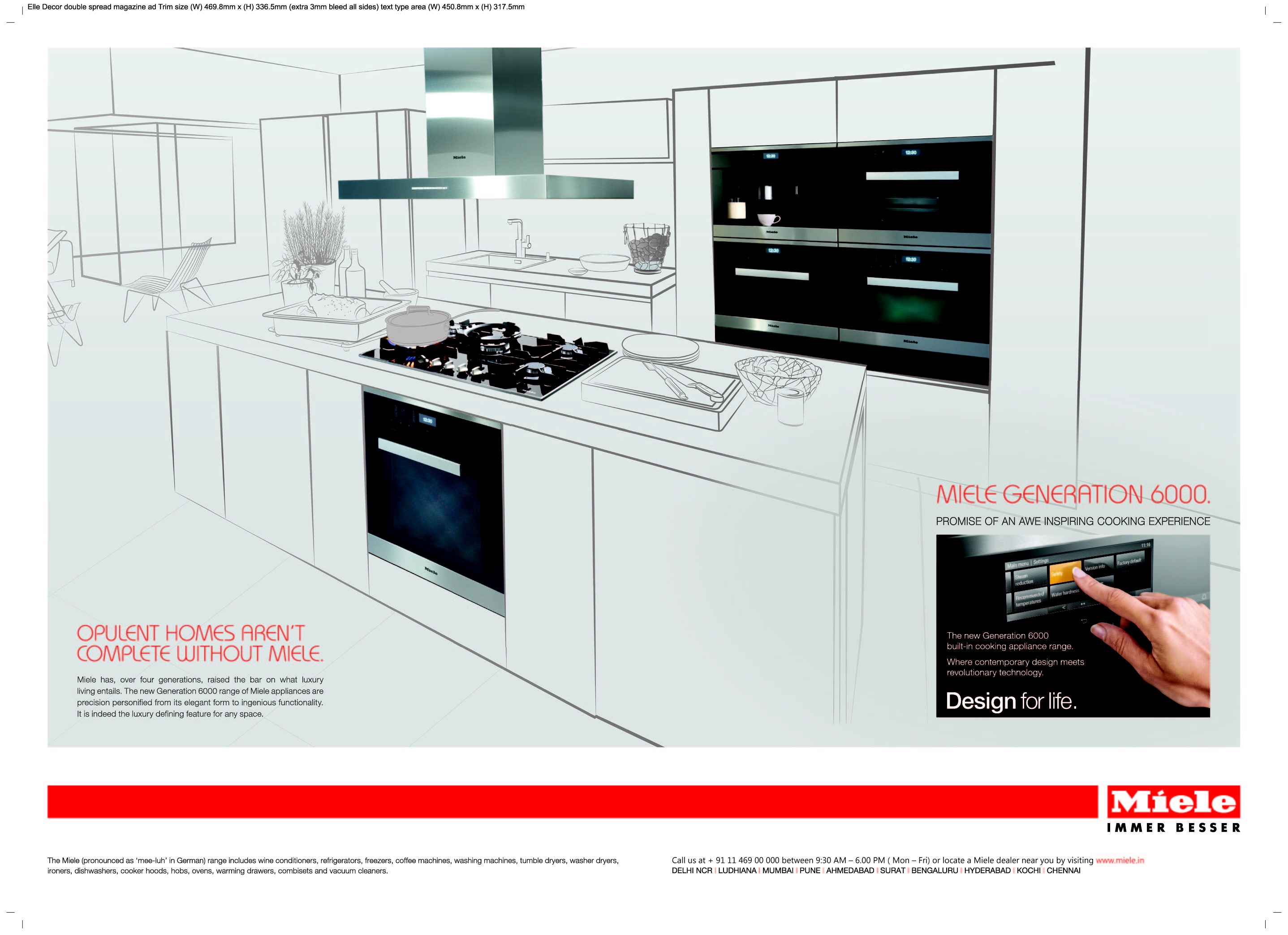 Great Delhiites Spending Up To Rs 2 Crores On Designer Luxury Kitchens  Elite  Delhi Magazine U2013 ELITE DELHI